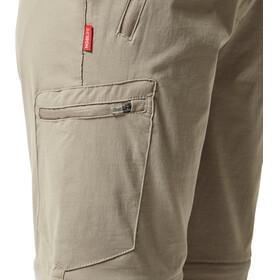 Craghoppers NosiLife Pro Convertible Trousers Women mushroom